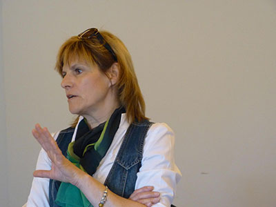 Heidi Krügel Vicepräsidentin
